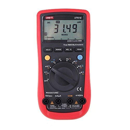 UNI-T UT61E Modern Digital Multimeters - 6