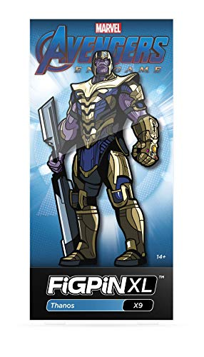 FiGPiN Avengers Endgame: Thanos XL Collectible Pin - Not Machine Specific