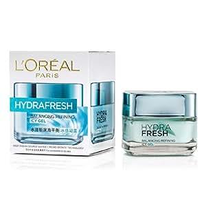 L'Oreal - Hydrafresh - Day Care -Hydra Fresh Balancing Refining Icy Gel 50ml/1.7oz L'Oreal