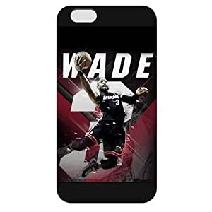 Diy For Ipod 2/3/4 Case Cover Black Frosted NBA Superstar Miami Heat Dwyane Wade Diy For Ipod 2/3/4 Case Cover Only Fit Diy For Ipod 2/3/4 Case Cover