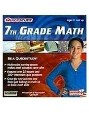 QuickStudy 7th Grade Math