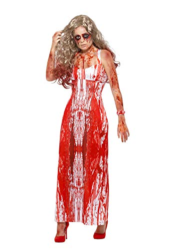 Smiffy's Bloody Prom Queen Adult Costume-Medium -
