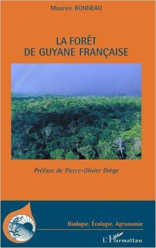 Téléchargement Foret de Guyane Française pdf, epub ebook