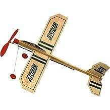 Paul K Guillow 55 Jetstream Balsa Wood Glider Plane