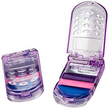 (Cell Phone Lipgloss (6-pack) - Party Supplies)