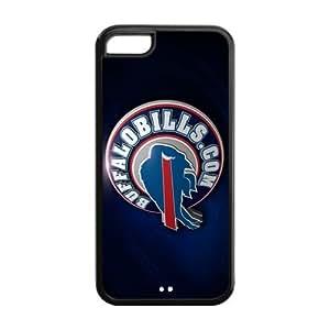 Custom Buffalo Bills NFL Series Back Cover Case for iphone 5C JN5C-1074