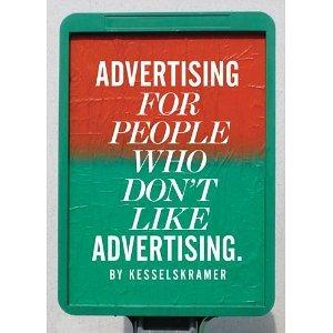 Download Advertising for People Who Don't Like Advertising [Hardcover] [2012] Kesselskramer pdf epub