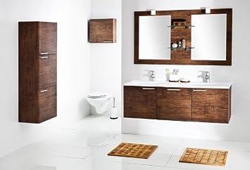 Badezimmermobel Set Braun ~ Majestic design braun badezimmer teppich badezimmermöbel grau
