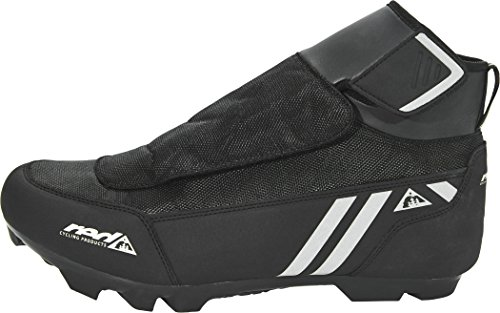 Red Cycling Products Mountain Winter I Unisex MTB Schuhe schwarz 2018 Spinning-Schuhe MTB-Shhuhe schwarz