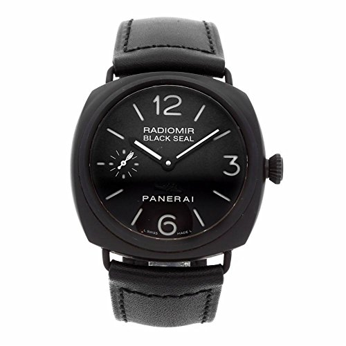 Panerai Radiomir mechanical-hand-wind mens Watch PAM00292 (Certified Pre-owned)