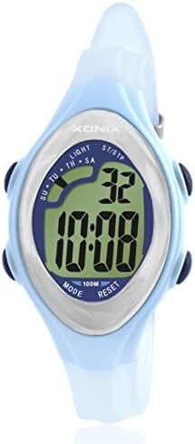 LEDWaterproof multifunction night electronic watches-A