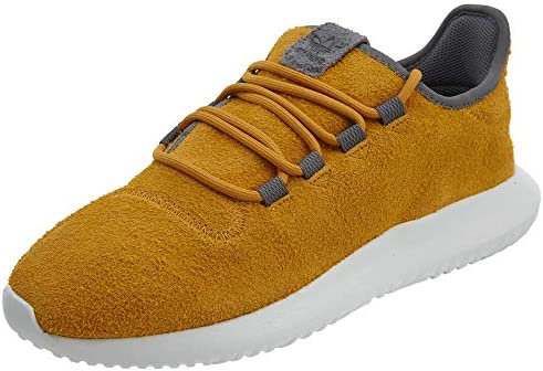 adidas Mens TUBULAR SHADOW Yellow/Grey