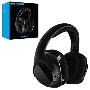 Logitech Wireless Gaming Headset G533