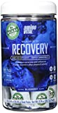 Amino VITAL Rapid Recovery - Fermented Vegan BCAAs Amino Acid Powder + Complex Carbohydrates | BCAA, Glutamine & Arginine in Single Serve Packets | Reduce Muscle Soreness | 14 Servings, Blueberry