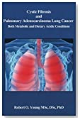 Cystic Fibrosis and Pulmonary Adenocarcinoma: Both Metabolic and Dietary Acidic Conditions