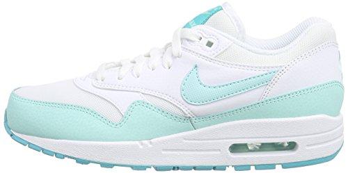 Blanco 1 Para Sarcelle Air Running Essential Mujer bleu De Max Zapatillas blanc Nike gOwzqn