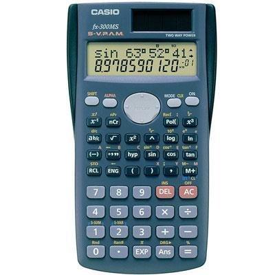 Casio fx-300MS Plus Scientific Calculator by Casio