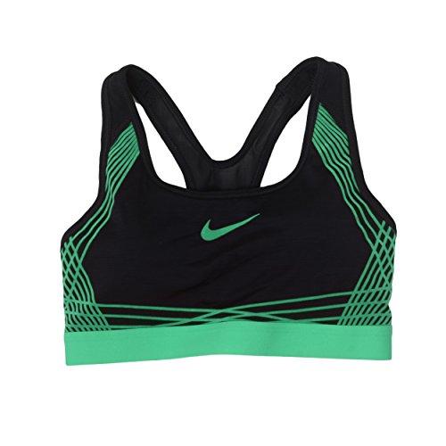 Nike Women's Cross Back Sports Tank Top w/Bra in Fuschia, Size M (Nike Back Cross Tank)