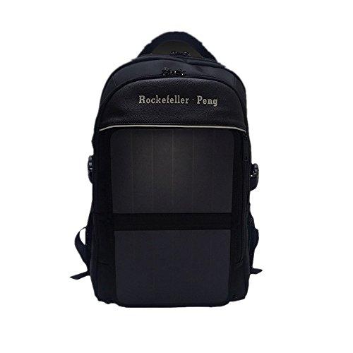 Solar Panel Hiking Backpack - 9