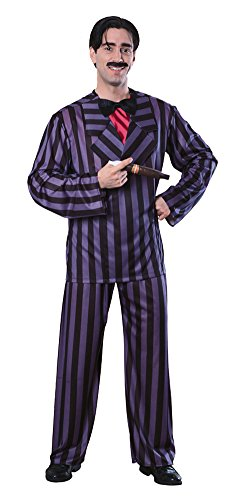 Adult-Costume Addams Family Gomez Mens Adult Costume Xl Halloween Costume