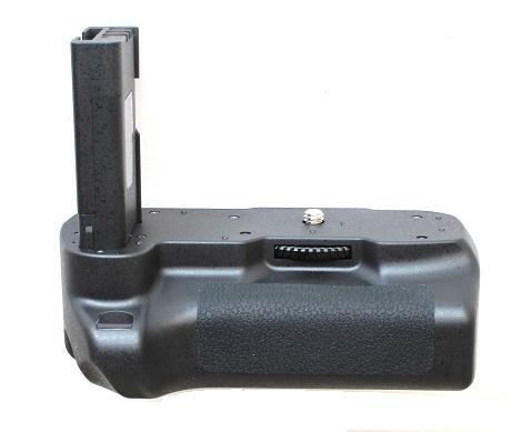 Neewer Vertical Battery Grip Works with EN-EL9/EN-EL9A Lithium Batteries for Nikon D40/D40x/D60/D3000 DSLR Cameras - Nikon D60 Battery Grip