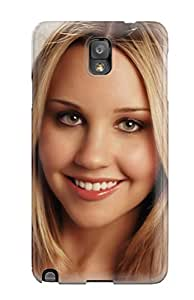 New Arrival Cover Case With Nice Design For Galaxy Note 3- Amanda Bynes