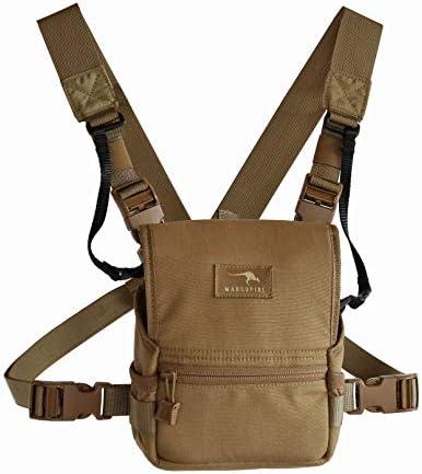 MARSUPIAL GEAR Binocular Pack Coyote Brown Large