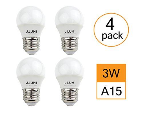 3 Watt Led Light Bulb - 1
