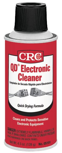 Picture of a CRC 05101 QD Electronic Cleaner 78254051017,4684505026329