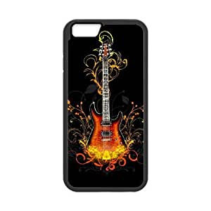 creative electric guitar iPhone 6s 4.7 Inch Cell Phone Case Black 91INA91165213