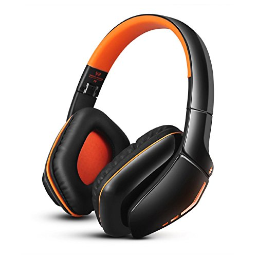 oldshark foldable over ear bluetooth headphones with mic v4 1 wireless and wi. Black Bedroom Furniture Sets. Home Design Ideas