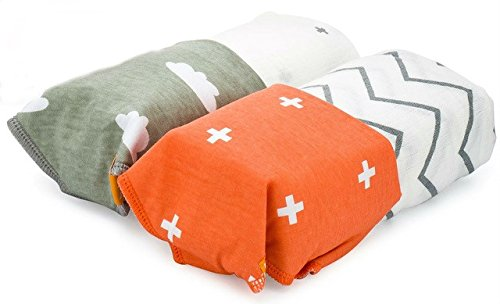 Swaddle blanket Set - Luxurious Pure Organic Cotton For Baby Comfort...