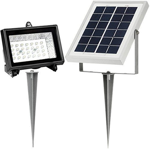 Microsolar lithium battery 28 led solar outdoor floodlight microsolar lithium battery 28 led solar outdoor floodlight automatically working from dusk to dawn at good sunshine with wall mounted brackets workwithnaturefo