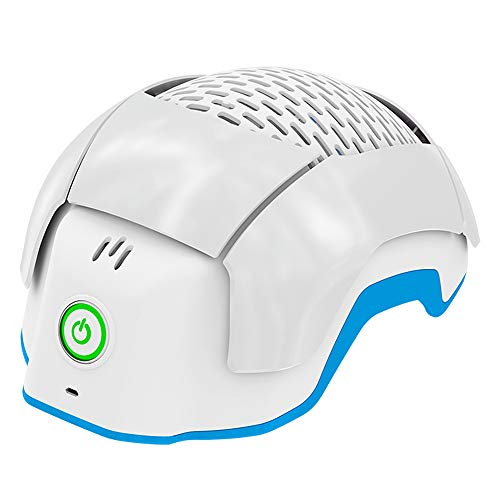 Theradome PRO LH80 Cordless Laser Hair Growth Helmet - Promotes Hair Regrowth and Prevents Further Hair Loss with Premium Red Light Lasers. Grow New Hair Faster Than with Products Using LED's