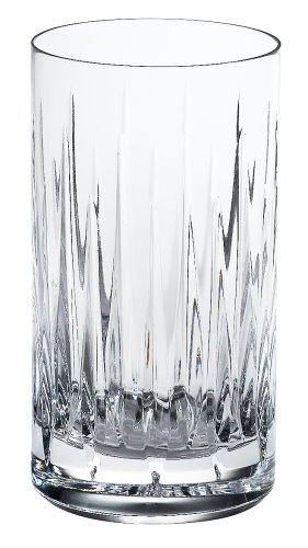 Reed & Barton Crystal Soho Highball Glasses, Set of - Four Highball Glasses