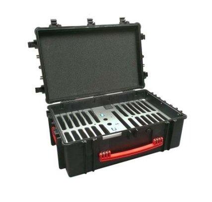 Parat 53-7600-1-CL12-110 Charge/Sync Transport Case