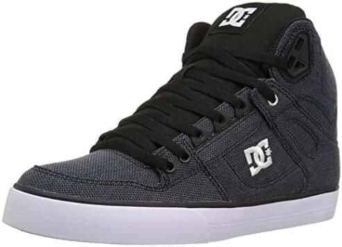DC Men's Spartan High WC TX SE Skate Shoe