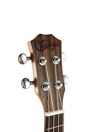 23-inch Hawaii ukulele rosewood professional concert Ukulele send tuner trim folder thick piano bag - Image 2