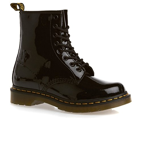 Dr. Martens Womens 1460 8 Eye Boots Nero