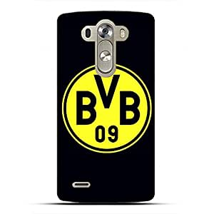 Unique Design FC Borussia Dortmund 09 FC Phone Case Cover For LG G4 3D Plastic Phone Case