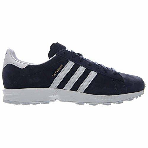 Adidas Heren Campus 8000 Fourness Navy / Wit S82624 Marine / Vintage Wit