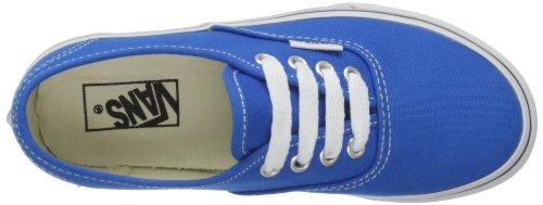 Vans Authentic, Zapatillas Unisex Niños Azul (Skydiver/True White)