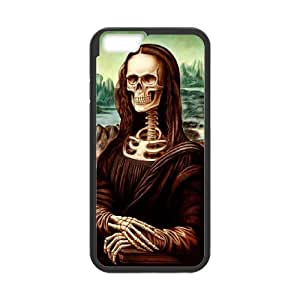 Case Cover For SamSung Galaxy Note 4 Skeleton Funny Poster, Case Cover For SamSung Galaxy Note 4 Skeleton For GirlS [Black]