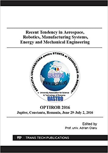 Recent Tendency In Aerospace Robotics Manufacturing Systems