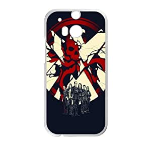 Agents of S.H.I.E.L.D SANDY8021089 Phone Back Case Customized Art Print Design Hard Shell Protection HTC One M8