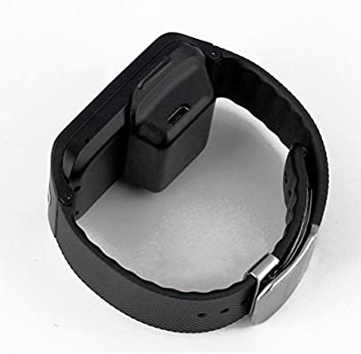 Tailcas® Moda Cómodo reloj Nueva Smart Watch Estación Carga ...