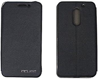 UMI Super con Hard plástico funda PU piel Flip Cover Funda Funda de piel Case Funda teléfono móvil carcasa funda soporte soporte para teléfono móvil: Amazon.es: Electrónica