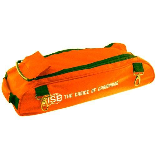Vise Shoe Bag Add-On Three Ball Tote, Orange