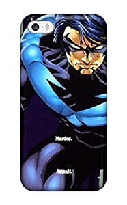 linJUN FENGIphone 5/5s Cover Case - Eco-friendly Packaging(nightwing)