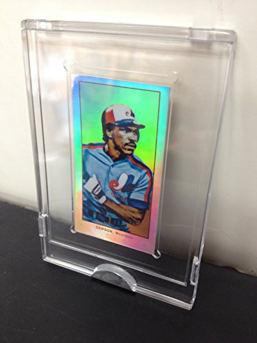 Limited Edition 2011 Andre Dawson Montreal Expos Cycle eTopps Baseball Trading Card
